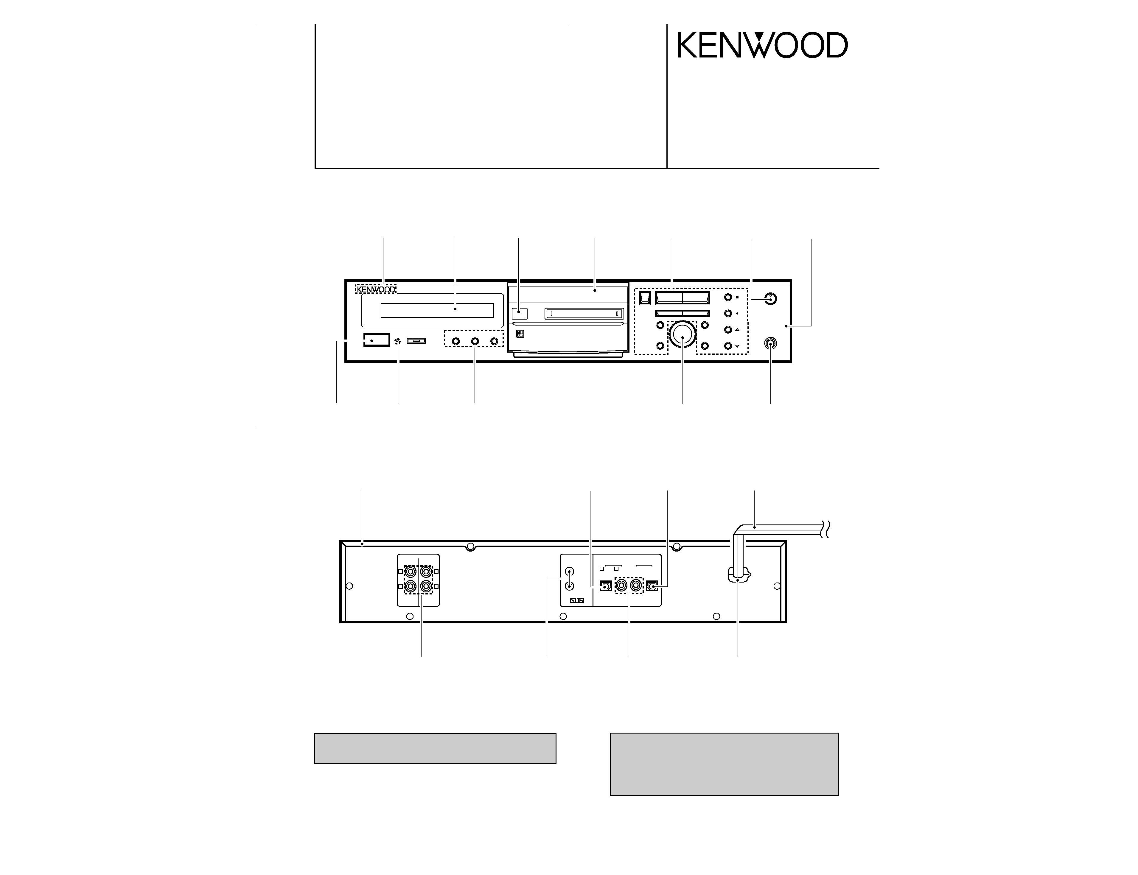 Kenwood Dmf5020 Service Manual Immediate Download Re Circuits Circuit For Nonreg Lasers Background Image
