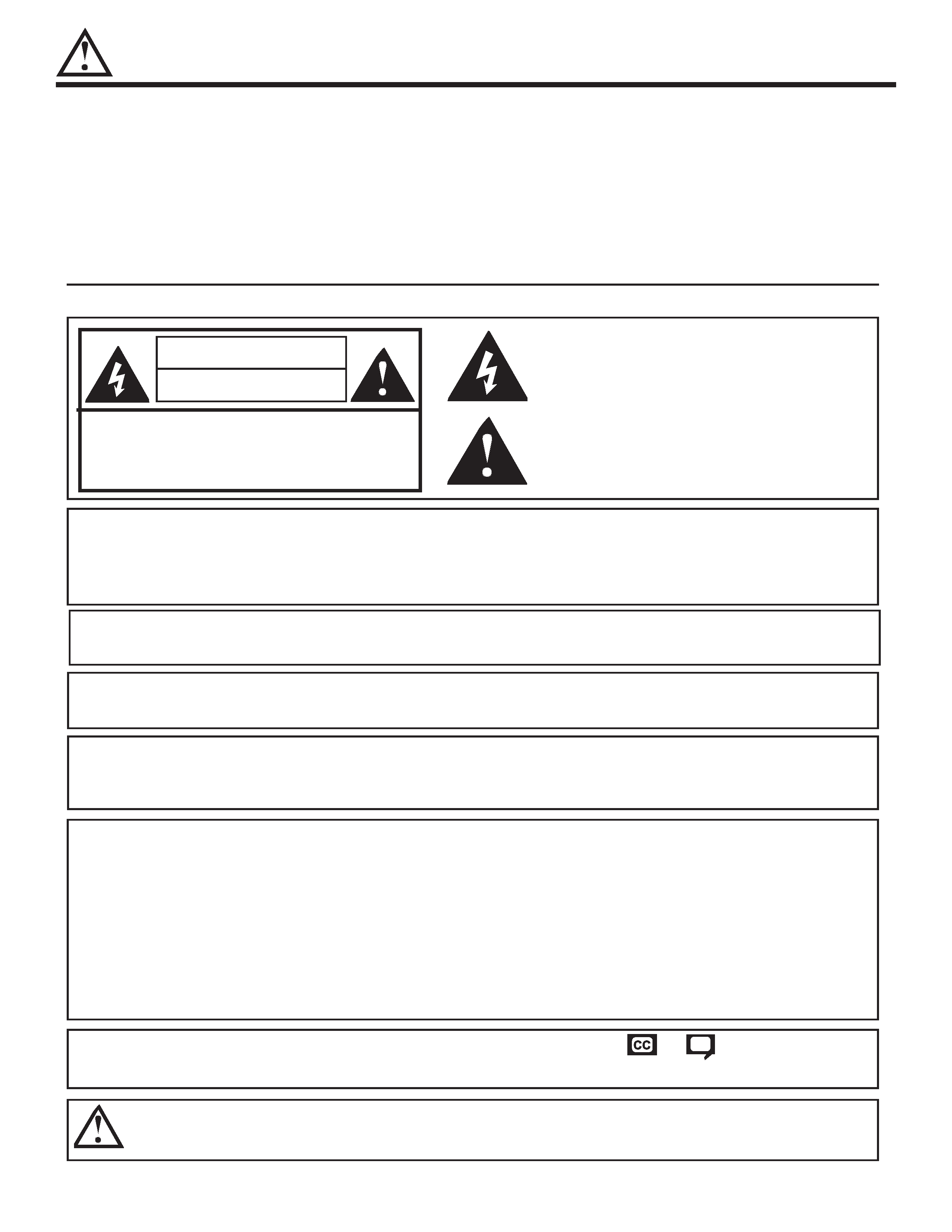 ch products control manager manual