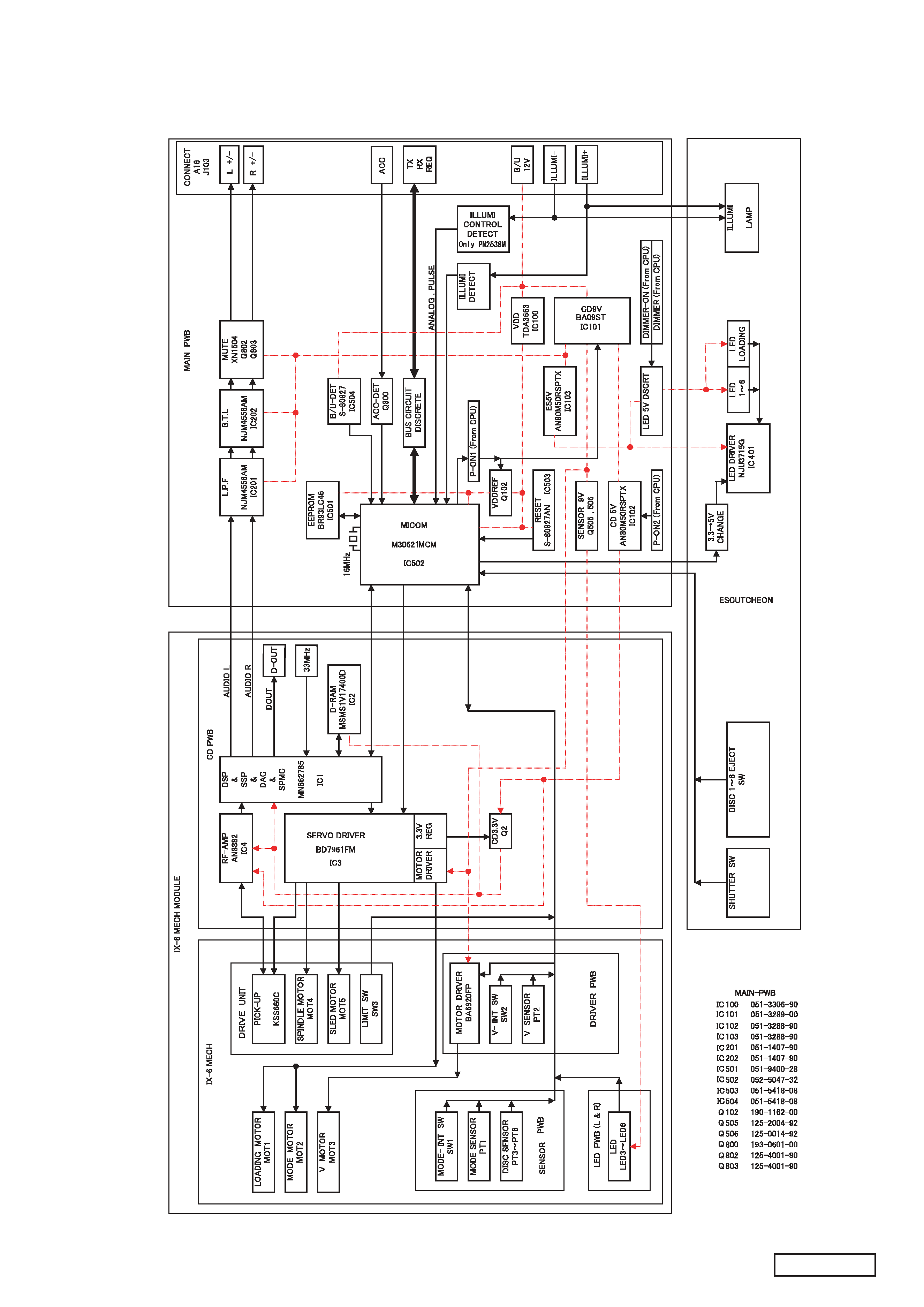 pioneer stereo deh 16 wiring harness pin diagram