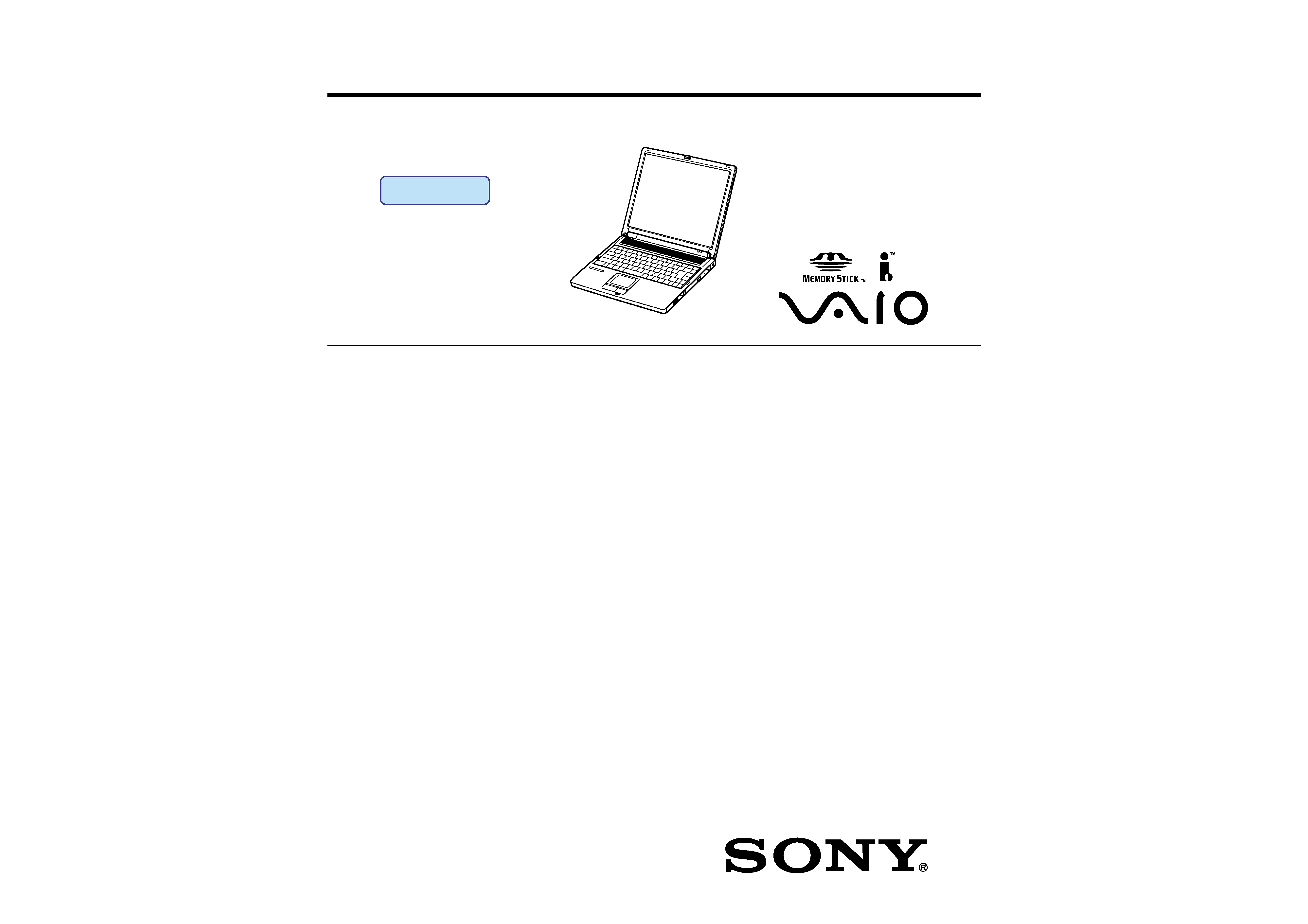 Sony Picturebook Pcg C1vn Service Manual